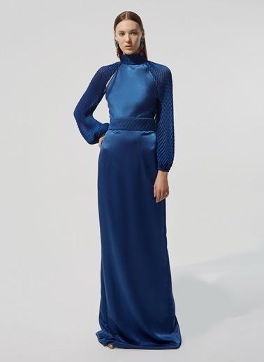 Dilek Hanif Elbise Mavi